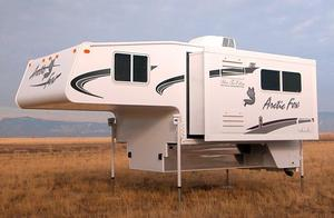 Arctic Fox Campers >> Every Arctic Fox Truck Camper For Sale