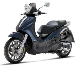 every piaggio bv500 scooter for sale