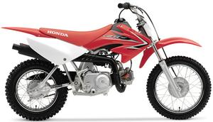 Every honda crf70f dirt bike for sale for Honda crf110f top speed