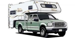 Every Fleetwood truck camper for sale