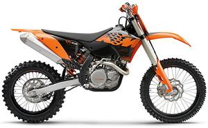 every ktm 525 dirt bike for sale