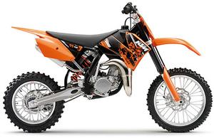 KTM 80, 85 or 105 dirt bikes for sale