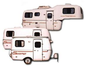 Every Scamp Lightweight Travel Trailer For Sale