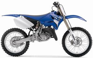 Dirt Bikes Yamaha 125 Related Bikes